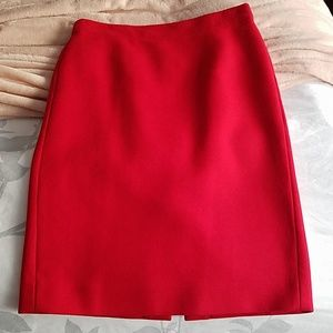 J. Crew No. 2 pencil skirt in wool